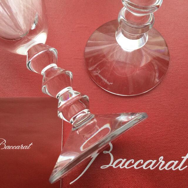 Baccarat(バカラ)のバカラ ベガ ワイングラス 2客 インテリア/住まい/日用品のキッチン/食器(グラス/カップ)の商品写真