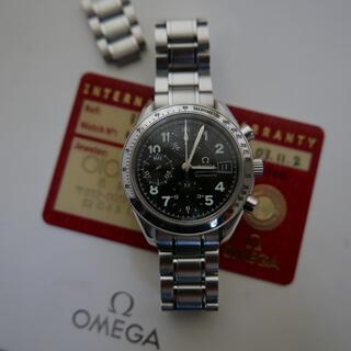 OMEGA - OMEGA オメガ スピードマスター デイト 日本限定 正規店購入