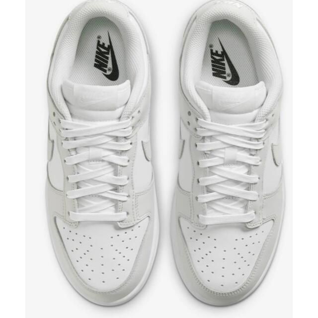 NIKE(ナイキ)のNIKE ダンク low(W) Photon dust 28.5cm メンズの靴/シューズ(スニーカー)の商品写真
