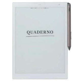 A4サイズ電子ペーパーQUADERNO FMV-DPP03