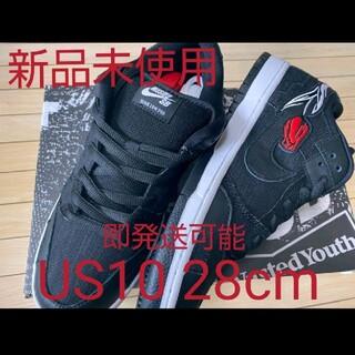 ナイキ(NIKE)のWasted Youth Nike Dunk SB LOW specialbox(スニーカー)
