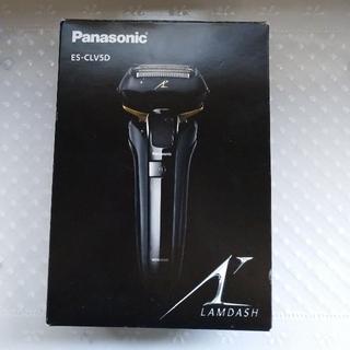 パナソニック(Panasonic)のPanasonicメンズシェーバー(黒)(その他)