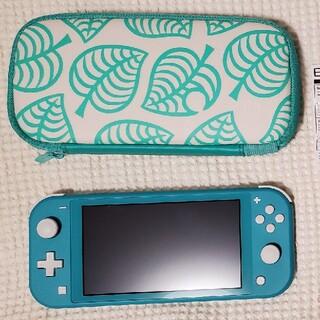 任天堂 - Nintendoスイッチライト ターコイズ