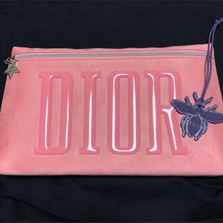 Dior - DIOR ポーチ + 蜂のレザーチャーム