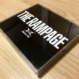 THE RAMPAGE - THE RAMPAGE (2CD+2DVD) 初回限定盤