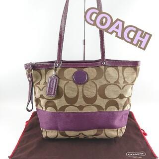 COACH - COACH コーチ トートバック