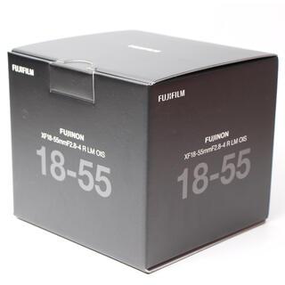 富士フイルム - ✨新品未使用❣️富士フィルム FUJIFILM XF18-55mm F2.8-4