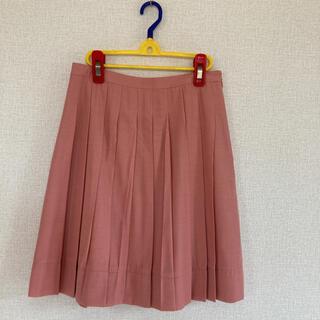 プーラフリーム(pour la frime)のプーラフリーム プリーツスカート(ひざ丈スカート)