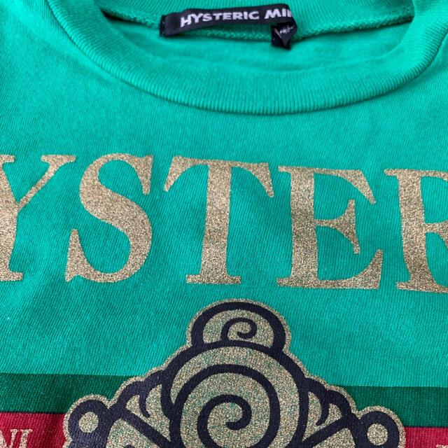 HYSTERIC MINI(ヒステリックミニ)のヒスミニ✩BIGTシャツ キッズ/ベビー/マタニティのキッズ服男の子用(90cm~)(Tシャツ/カットソー)の商品写真