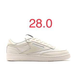 リーボック(Reebok)の【28.0】PIZZA SLICE × REEBOK CLUB C 85 (スニーカー)