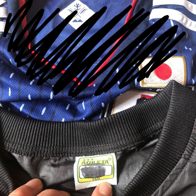 ATHLETA(アスレタ)のアスレタ ピステ・アディダス日本代表ウェア スポーツ/アウトドアのサッカー/フットサル(ウェア)の商品写真