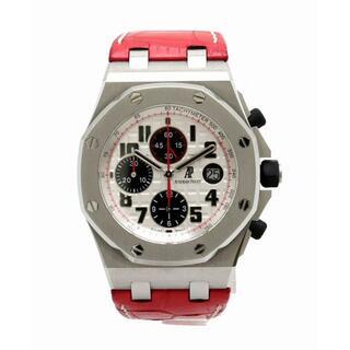 オーデマピゲ(AUDEMARS PIGUET)のオーデマ ピゲ ロイヤルオークオフショア クロノ メンズ(腕時計(アナログ))