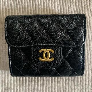 CHANEL - dude9 CHANEL 折り財布