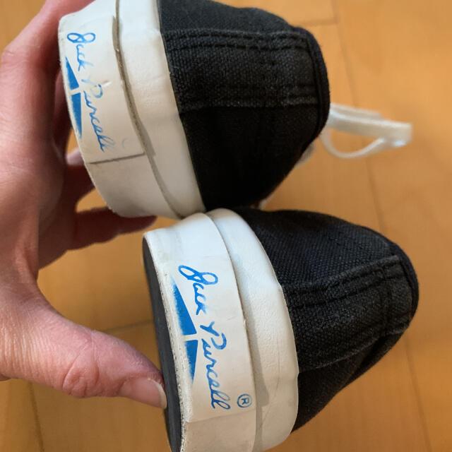 CONVERSE(コンバース)のコンバース ジャックパーセル スニーカー 24センチ レディースの靴/シューズ(スニーカー)の商品写真