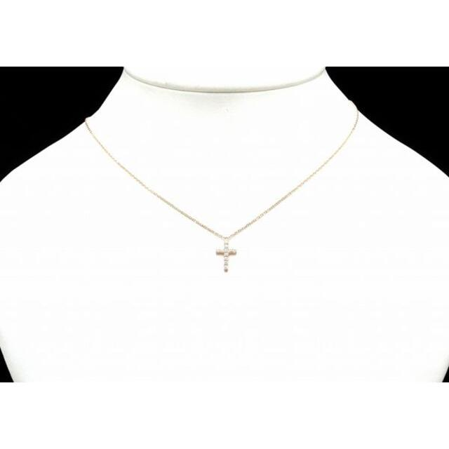 Cartier(カルティエ)のカルティエ シンボル クロス ネックレス ネックレス B7221800 レディースのアクセサリー(ネックレス)の商品写真
