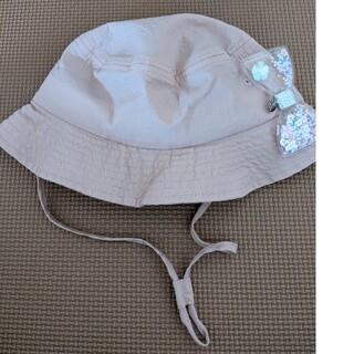 petit main - Ptit main 女の子用帽子 52cm
