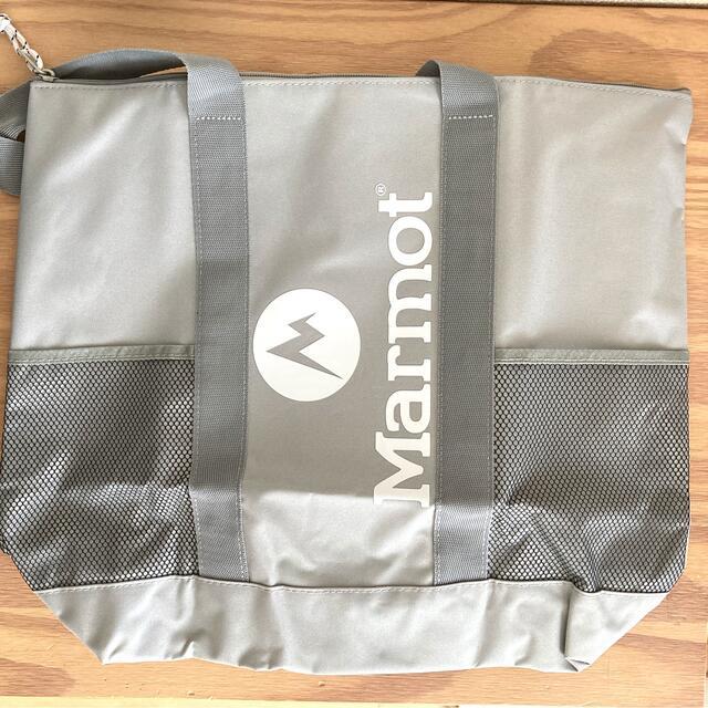 MARMOT(マーモット)のMarmot 特大保冷・保温トートバッグ メンズのバッグ(トートバッグ)の商品写真
