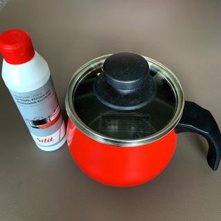 ヴェーエムエフ(WMF)のSilit ミルクポット 専用クリーナー付♪(鍋/フライパン)