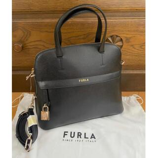 Furla - フルラ2wayバックFURLA PIPER DOME NERO 新品未使用