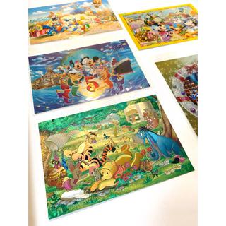 Disney - ディズニー ポストカード 5枚セット