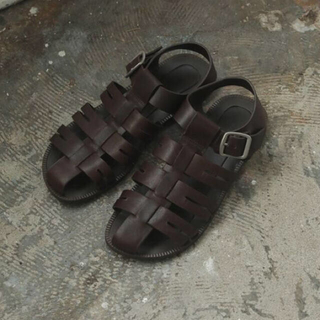TODAYFUL - todayful Leather Belt Sandals レザーベルトサンダル