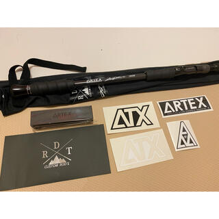 "DRT  ARTEX ""ADX"" Addiction アディクション 保証書付"