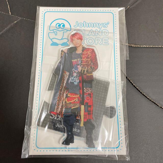 Johnny's(ジャニーズ)のSixTONES 田中樹 アクリルスタンド 20夏 エンタメ/ホビーのタレントグッズ(アイドルグッズ)の商品写真