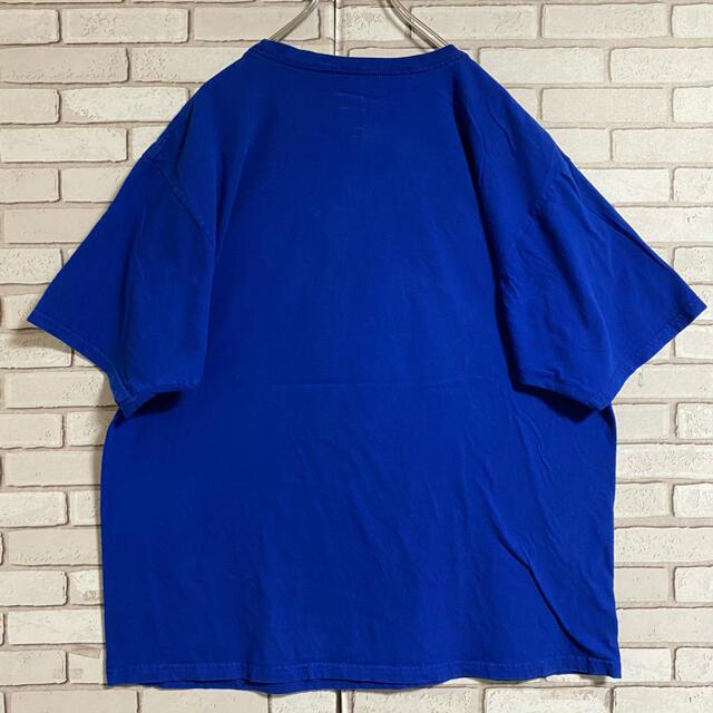 adidas(アディダス)の90s 古着 アディダス Tシャツ プリント ビッグシルエット ゆるだぼ メンズのトップス(Tシャツ/カットソー(半袖/袖なし))の商品写真