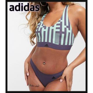 アディダス(adidas)のadidas 水着set 海外限定 タグ付き新品(水着)
