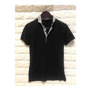 DOLCE&GABBANA - ドルチェアンドガッパーナ ポロシャツ メンズ