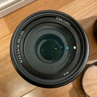 SONY - FE 70-300mm F4.5-5.6 G OSS SEL70300G