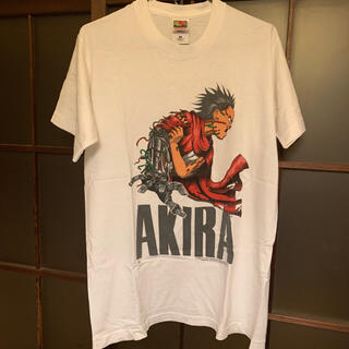 アナーキックアジャストメント(ANARCHIC ADJUSTMENT)の80's AKIRA Tシャツ 鉄雄 アキラ ヴィンテージ(Tシャツ/カットソー(半袖/袖なし))