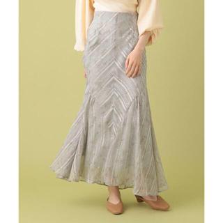 デイシー(deicy)のme couture  シアーノスタルフルールスカート(ロングスカート)