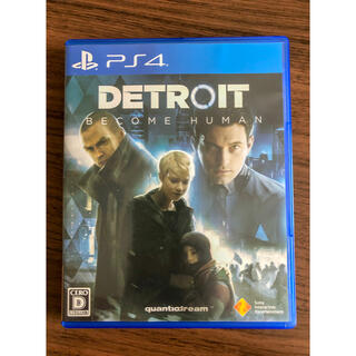 PlayStation4 - Detroit Become Human PS4