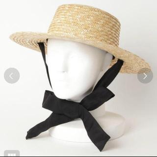フリークスストア(FREAK'S STORE)のFREAK'S STORE 麦わら帽子 カンカン帽 2WAY(麦わら帽子/ストローハット)