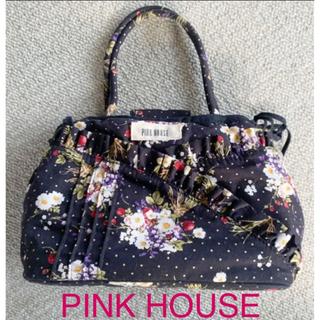 ピンクハウス(PINK HOUSE)のPINK HOUSE(ピンク ハウス)ミニバック(ハンドバッグ)