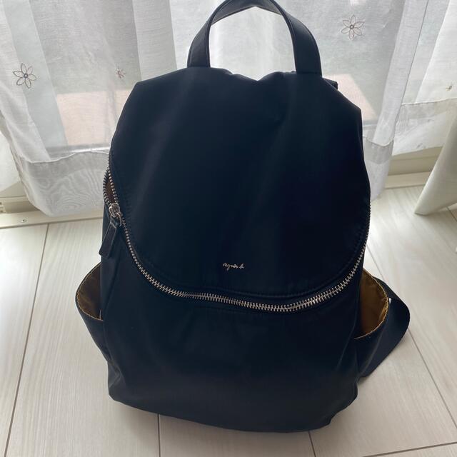 agnes b.(アニエスベー)のアニエスベーリュック レディースのバッグ(リュック/バックパック)の商品写真