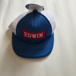 エドウィン(EDWIN)のEDWIN キッズ 帽子(帽子)