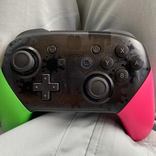 Nintendo Switch - プロコントローラーニンテンドー純正品、付属品有り