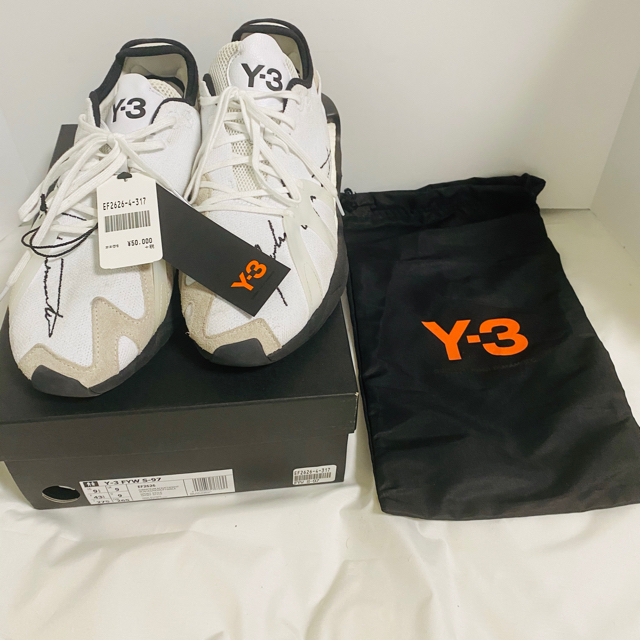 Y-3(ワイスリー)のY-3 FYW S-97 メンズの靴/シューズ(スニーカー)の商品写真