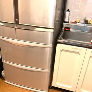 パナソニック(Panasonic)の⭐️ お纏めさせて頂きますパナソニック冷蔵庫2013年型NR-F477TM-N形(冷蔵庫)