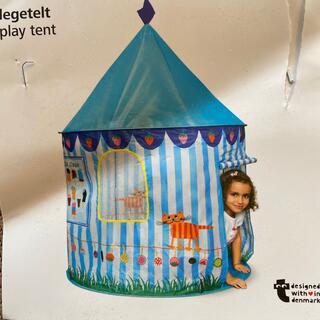 フライングタイガーコペンハーゲン(Flying Tiger Copenhagen)の未使用 子ども用 play tent(知育玩具)