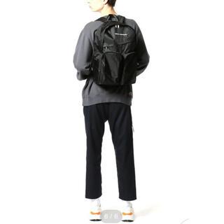 ユニフォームエクスペリメント(uniform experiment)のuniform experiment  back pack(バッグパック/リュック)