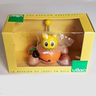 ヴィラック(vilac)のフランス木製玩具 Vilac (ヴィラック) プルトイ ネコ(その他)