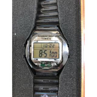 タイメックス(TIMEX)の【新品】ビームス別注 タイメックススケルトン(腕時計(デジタル))