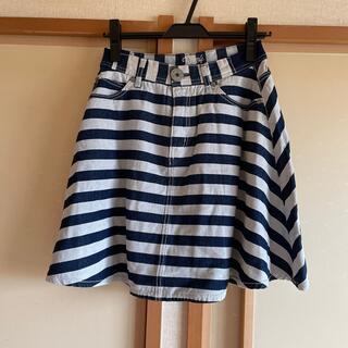 ロデオクラウンズワイドボウル(RODEO CROWNS WIDE BOWL)のロデオクラウンのフレアスカート(ひざ丈スカート)