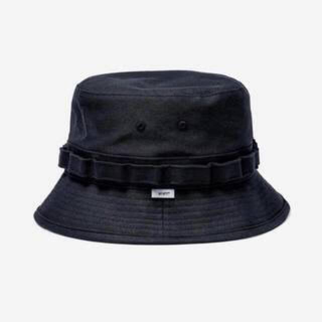 W)taps(ダブルタップス)の20SS WTAPS JUNGLE / HAT. COTTON. SATIN L メンズの帽子(ハット)の商品写真