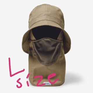 ダブルタップス(W)taps)のLサイズ☆FACEHUGGER /HAT / COTTON. RIPSTOP(ハット)