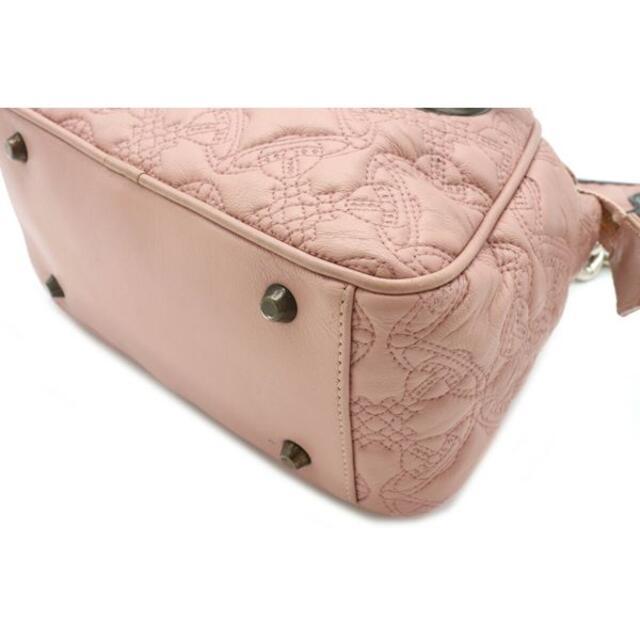 Vivienne Westwood(ヴィヴィアンウエストウッド)のヴィヴィアン ウエストウッド チェーンミニバッグ トートバッグ  レディースのバッグ(ショルダーバッグ)の商品写真
