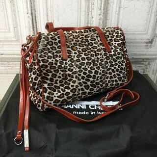 TOMORROWLAND - イタリア製 GIANNI CHIARINI バッグ USED